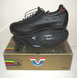 Vittoria 1976 Classic Nylon SPD Cycling Shoes Euro size 44 U