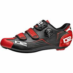 SIDI Alba Carbon Men's Road Cycling Bicycle Shoes Color Blac