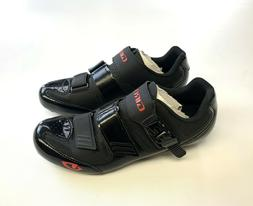 Giro Apeckx II Road Cycling Shoes Men's EU 43 US 9.5 Black N