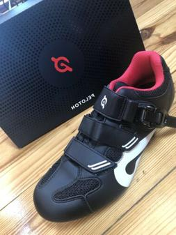 Peloton Bike Cycling Shoes w/ Cleats Unisex Size 40, Mens 7,