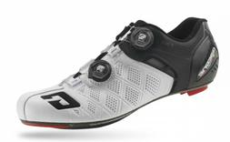 Gaerne Carbon G.Stilo+ Road Cycling Shoes - White/Black  Sid