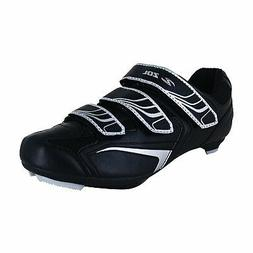 Zol Centurion 3-Bolt Road Cycling Shoes and SPD Compatible