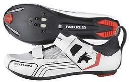 Venzo Cycling Bicycle Triathlon Road Bike Shoes For Shimano