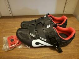 Peloton Cycling Shoes w/Look Delta Cleats-Size 39