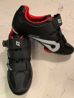 Pelaton cycling shoes with cleats - brand new - Men's 8 - Wo