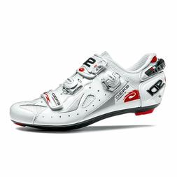 SIDI Ergo 4 Carbon Men's Road Cycling Bicycle Shoes Color Wh