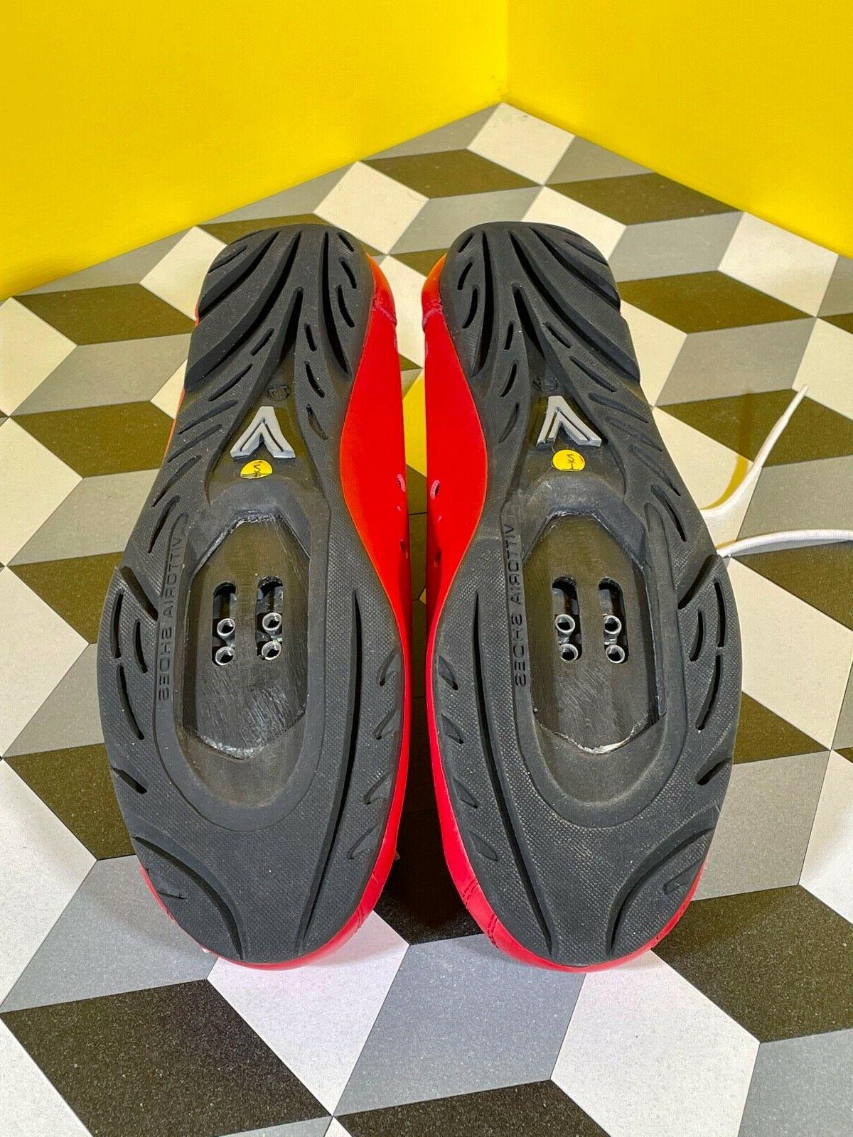 Vittoria 1976 Shoes Red - Never