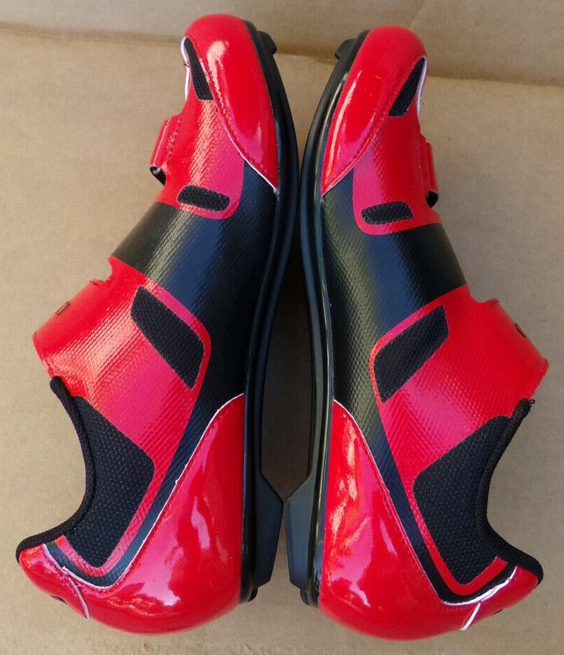 Giro Apeckx Shoes Red Men's Size Please Read