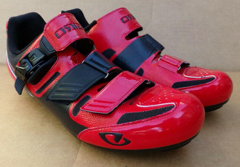 apeckx ii cycling shoes red black men