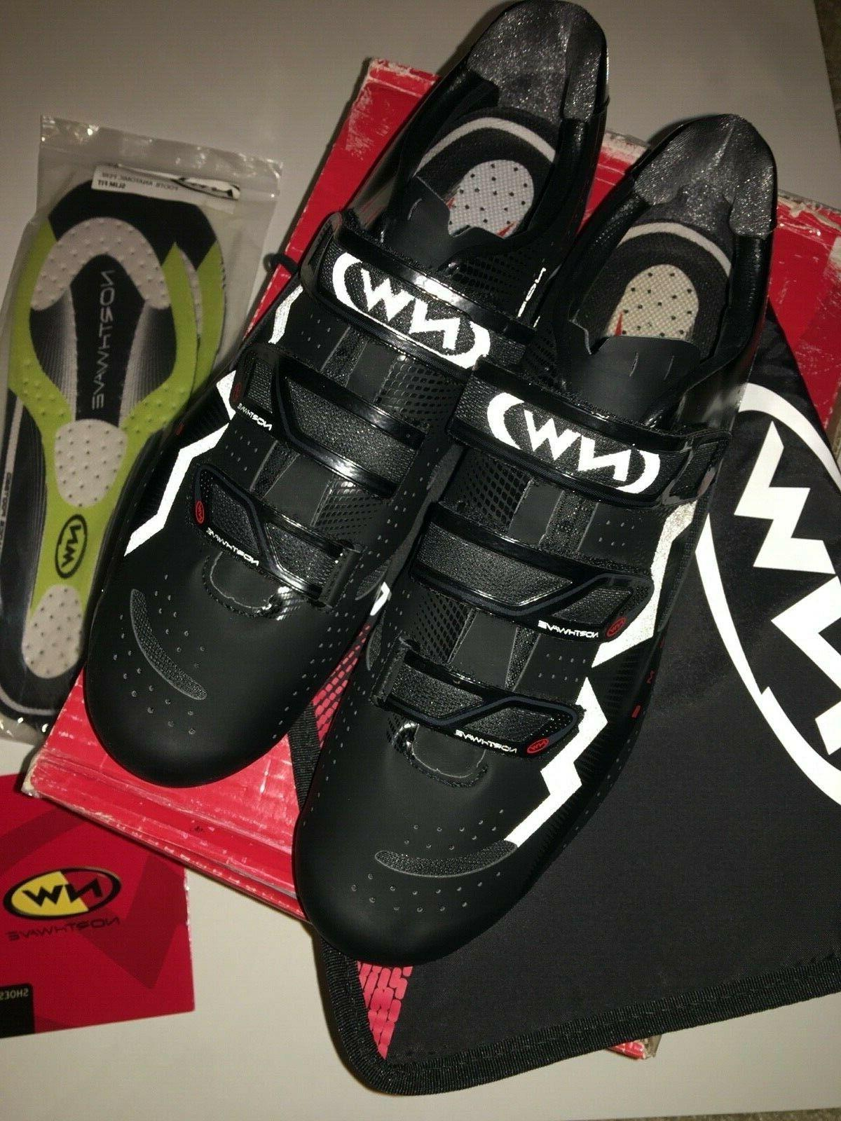 extreme 3v carbon road shoes size 47