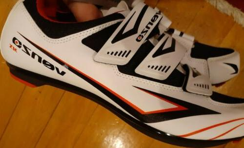 VENZO Cycling Shoes Bike Bicycle SPD Cleats