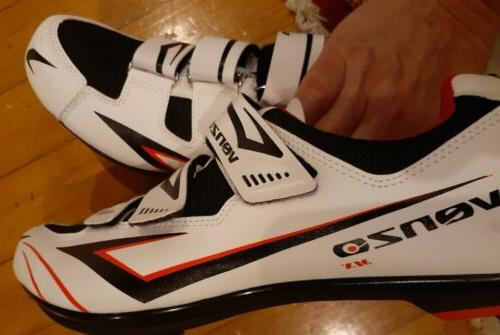 VENZO Cycling Shoes Bike Bicycle New with Cleats