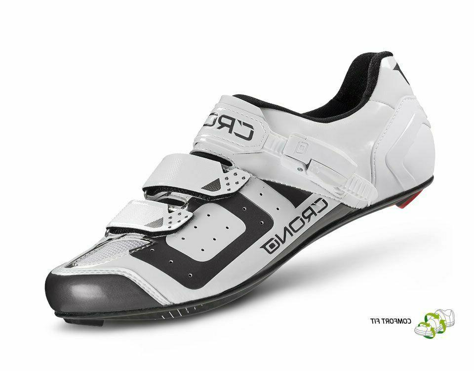 new cr3 road cycling shoes white reg