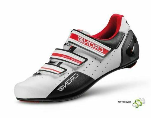 new cr4 road cycling shoes white reg