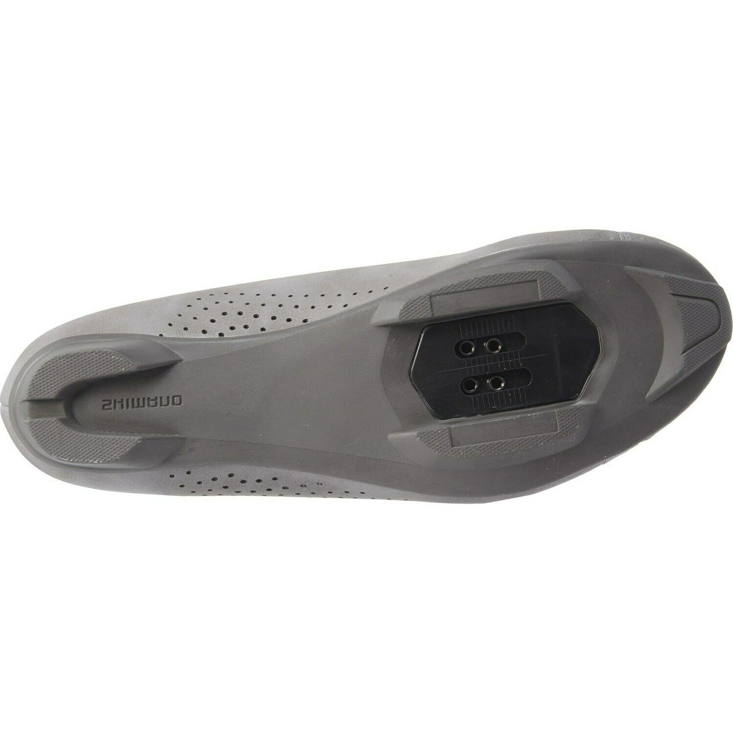 NEW Mens Shimano RT4 Bicycle Shoes SPD Grey : EUR