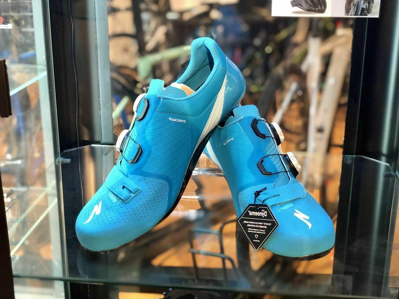 new s works 7 road cycling shoes