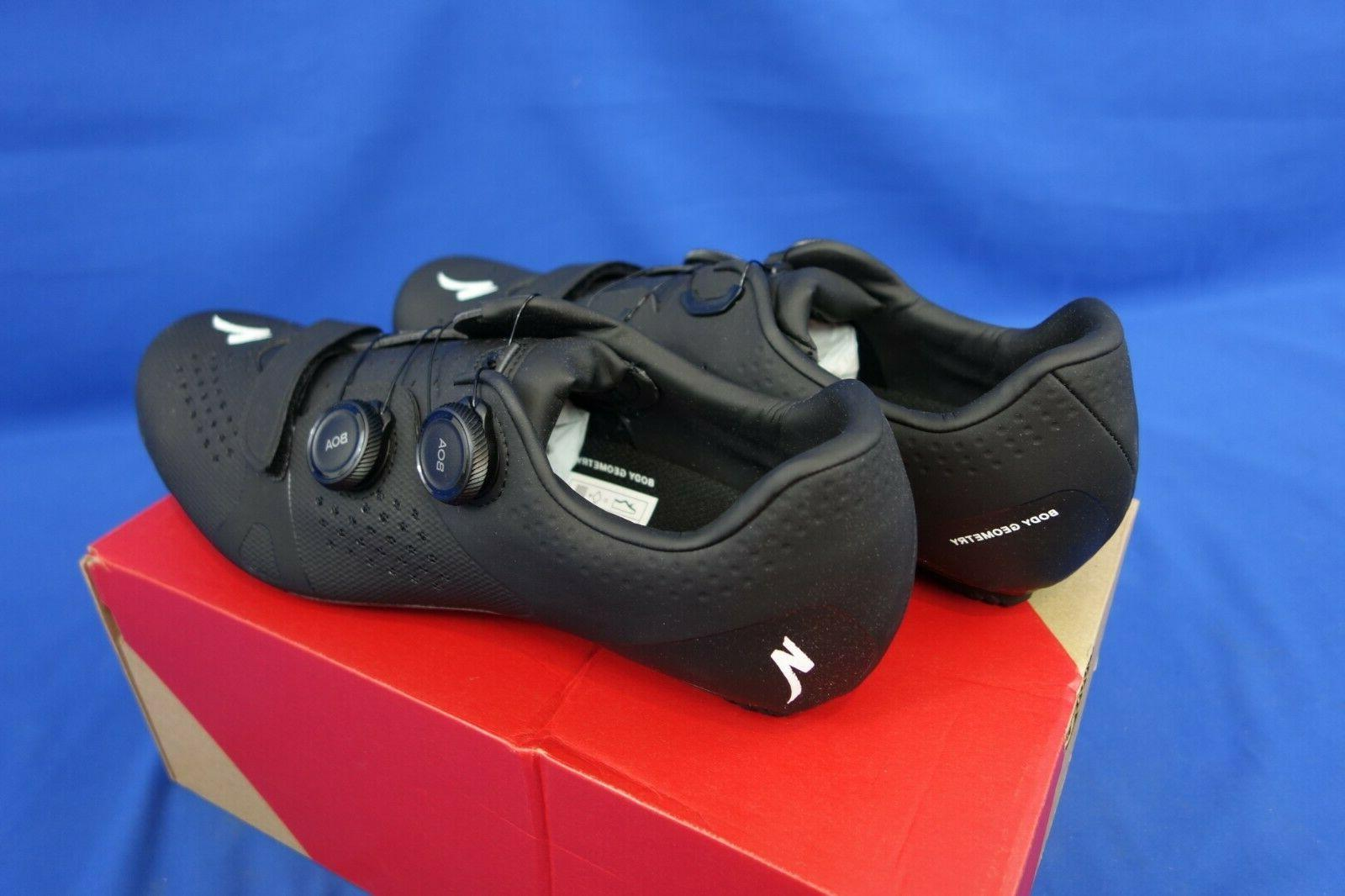 New Carbon BOA Road Cycling Shoes