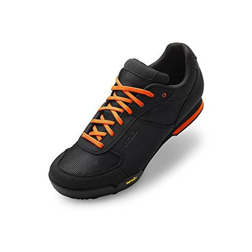 Giro Rumble Vr MTB Shoes Black/Glowing Red 46