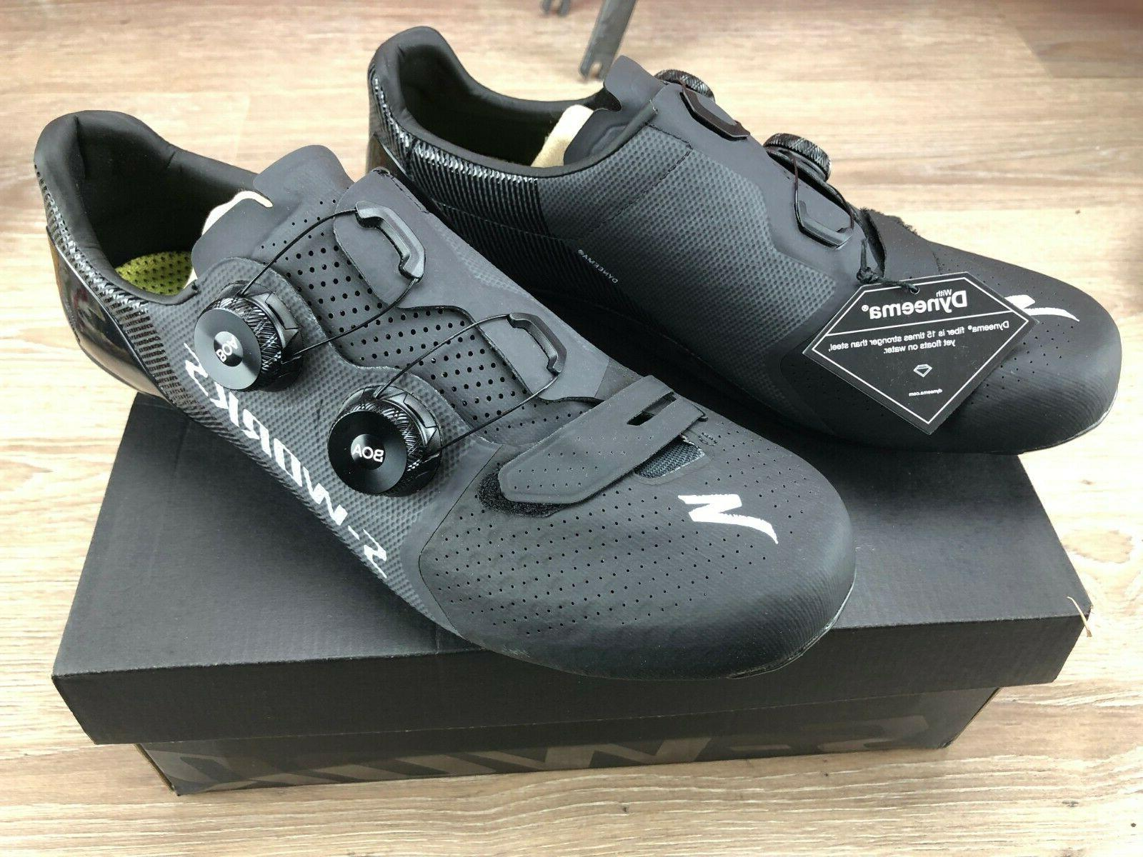 s works road 7 shoes new 43