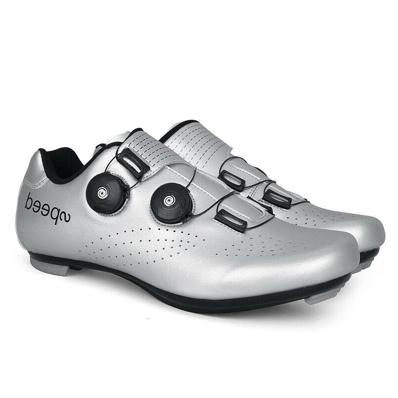 Self-locking Cycling Shoes Breathable Road Bike Shoes Bicycle Sneaker