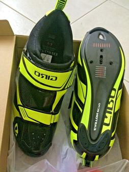 Giro Mele Tri Cycling shoes 47 / 13 Mens US carbon sole Iron