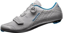 Bontrager Meraj Women's Road Cycling Shoes, White/Blue