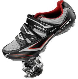Venzo Mountain Bike Bicycle Shimano SPD Shoes with Sealed Pe