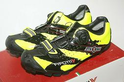 New: Vittoria Absolute Mountain Bike Cycling Shoes US 8  MSR