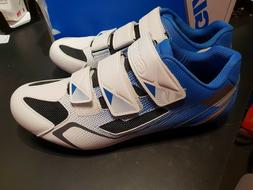 NEW GIANT BOLT ROAD SHOES RACING WHITE