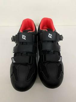 NEW Peloton Cycling Shoes w/o Look Delta Cleats-Size 45