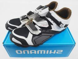 New! Shimano SH-M162 2-Bolt Mountain Biking Shoes 14.2 US, 5