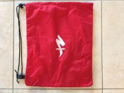 NEW Specialized Sworks Red Bag. Shoes, Helmet, Clothing. Bic