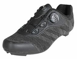 Gavin Pro Road Cycling Shoe, Quick Lace - 3 Bolt Road Cleat