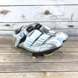 Shimano R085 Off Set Cycling Shoes Womens Size 7.2 Athletic