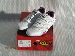 Road Bike cycling shoes NORTHWAVE Venus womens 39 white NEW