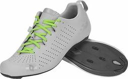 Scott Road Comp Mens Lace Up Cycling Shoes Grey Bike Cycle S