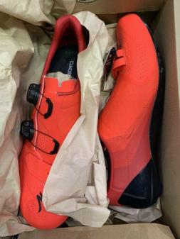Specialized S-works 7 road shoes Rocket Red Candy Red Size 4