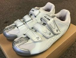 PEARL IZUMI SELECT ROAD CYCLING SHOES Women's Euro 39 NEW IN