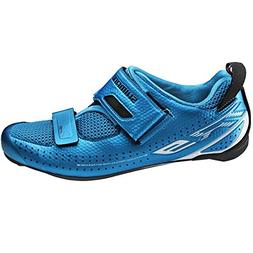 Shimano SH-TR9 Cycling Shoe - Men's Blue, 43.5
