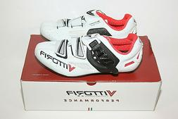 Vittoria Speed High-Quality Road Bike Cycling Shoes White US