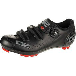 SIDI Trace 2 MTB Mountain Bike Shoes Black/Black Size 50 EU