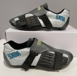 Vintage Nike Road Cycling Shoes Mens 10.5 Access
