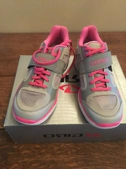 Giro Womens Cycling Spinning Indoor Shoes New in box EU size